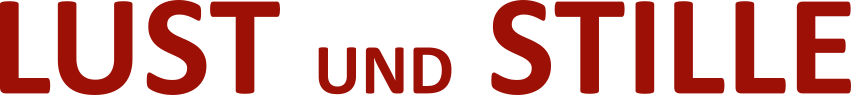 Logo Lust und Stille: Heiner Pithan, Praxis für Gestalttherapie, Hypnose und trotzfreien Eigensinn in München und bei Regensburg.